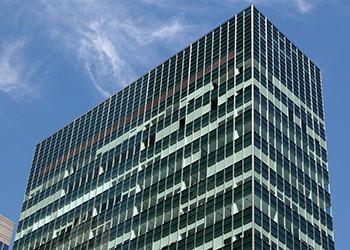 Curtain-Wall-Skyscraper